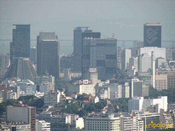 Nowoczesne centrum Rio de Janeiro