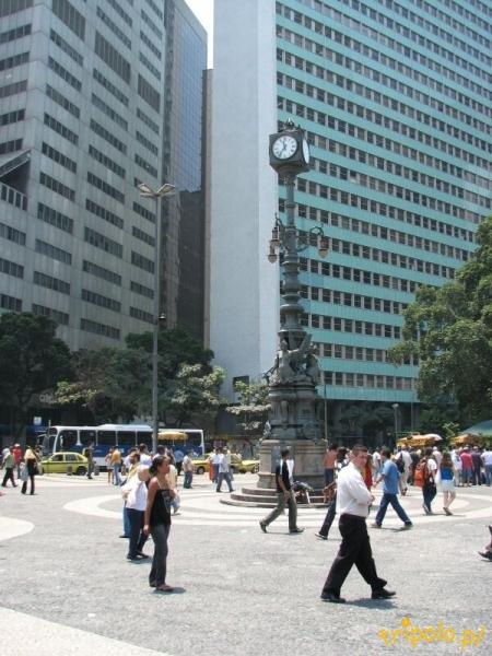 Nowoczesne centrum Rio