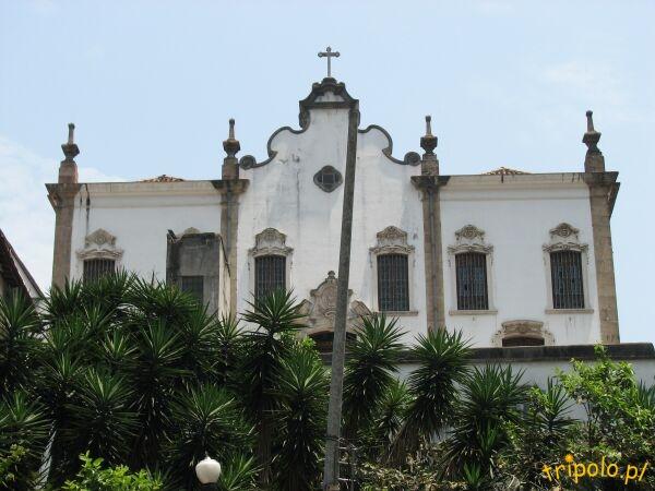 Kościół i klasztor  św. Antoniego (Igreja e Convento de Santo Antonio)