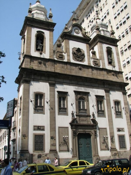 Kościół MB z Góry Karmel (Nossa Senhora do Monte do Carmo