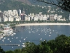 Plaża Botafogo - widok z bliska
