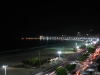 Plaża Copacabana nocą