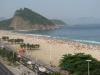 Plaża Copacabana przed południem