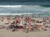 Plaża Copacabana - sjesta