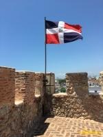 Fortaleza Ozama to pierwsza forteca zbudowana przez Hiszpanów w Nowym Świecie (XVI wiek).