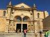 Catedral de Santa María la Menor - wejście główne, trzeba kupić bilet bu zwiedzić wnętrze katedry.