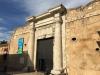 Fortaleza Ozama - wejście do fortecy. Tu można kupić bilet.