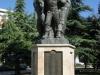 Macedonia, Skopje - Pomnik bojowników o niepodległość Macedonii