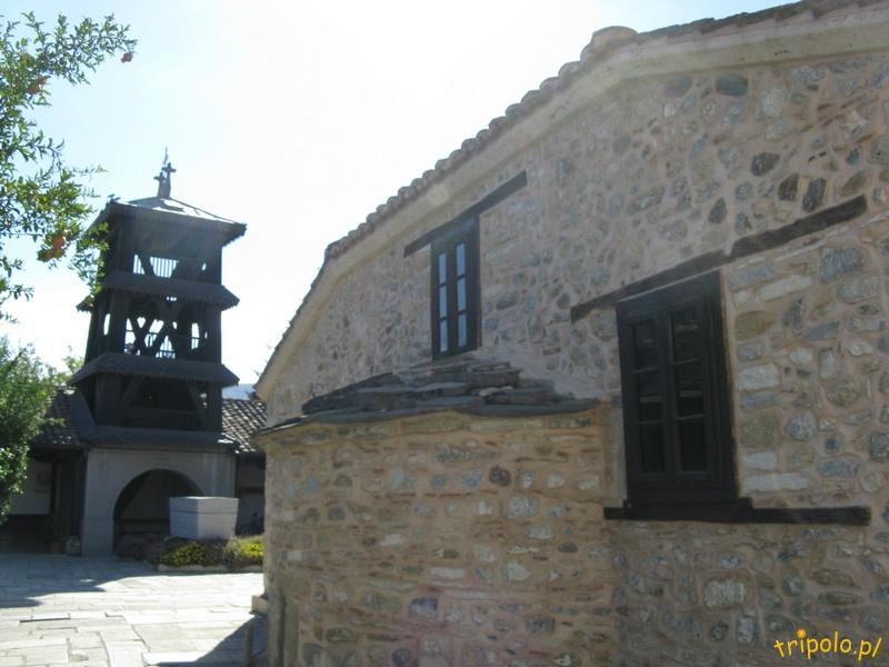 Macedonia, Skopje - Cerkiew św. Spasa z XVII-XIX wieku