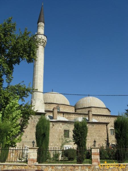 Macedonia, Skopje - Meczet Isy Beja