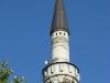 Macedonia, Skopje - Meczet Isy Beja - minaret