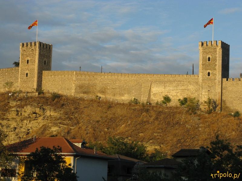 Macedonia, Skopje - Forteca Kale