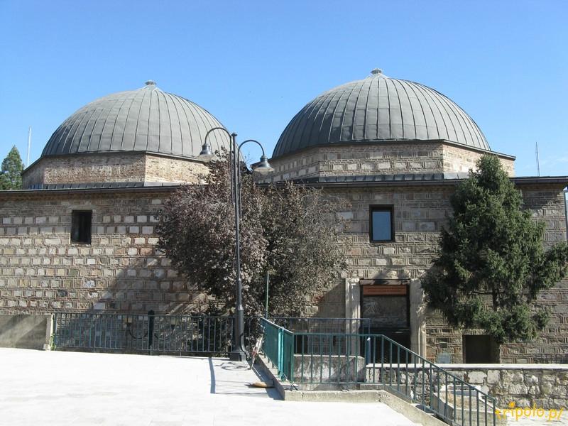 Skopje, Macedonia - Daut Paszim Amam  –tureckie miejskie łaźnie z XV w.