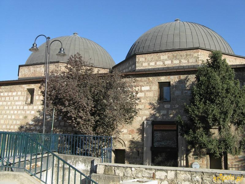 Skopje, Macedonia - tureckie miejskie łaźnie Daut Paszim Amam