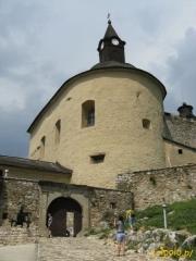 Zamek Krasna Horka