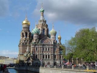 Cerkiew Zmartwychwstania Pańskiego w Sankt Petersburgu