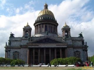 Sankt Petersburg - Sobór św. Izaaka