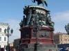 Pomnik cara Mikołaja w Sankt Petersburgu