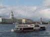 Sankt Petersburg - statki wycieczkowe na Newie