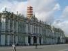 Widok na Ermitaż w Sankt Petersburgu - Główne Wejście