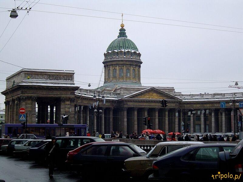 Sobór Kazański w Sankt Petersburgu