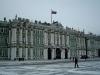Plac Pałacowy w Sankt Petersburgu - Pałac Zimowy (Ermitaż)