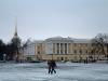 Plac Pałacowy w Sankt Petersburgu - Siedziba Admiralicji