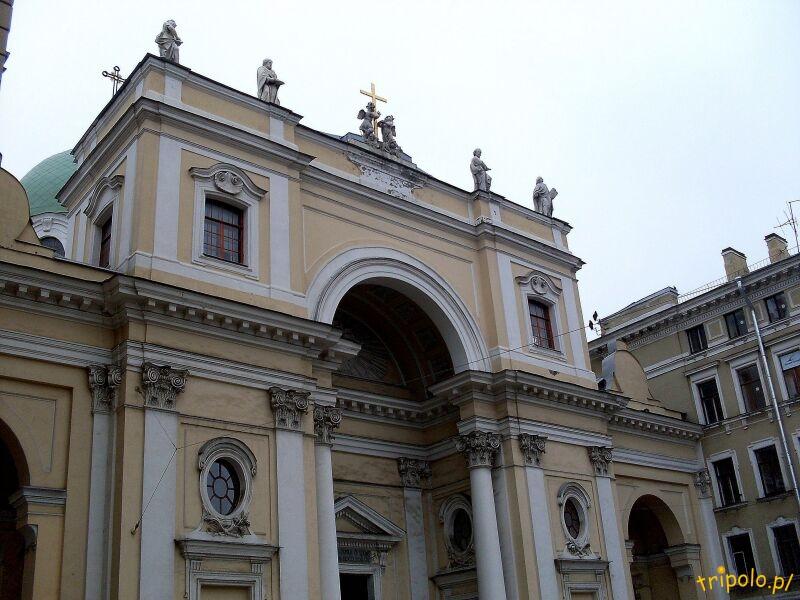 Rzymsko-katolicki św. Katarzyny przy Newskim Prospekcie