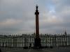 Plac Pałacowegy przed Pałacem Zimowym był areną wielu zdarzeń w historii Rosji