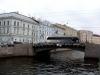 Most na rzece Mojka W Sankt Petersburgu