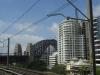 W drodze na most Harbour Bridge