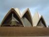 Sydney - Opera House z bliska