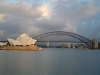 Sydney - Opera House i Harbour Bridge