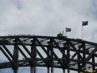 Symbole Sydney - Harbour Bridge