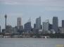 Sydney - zatoka i nadbrzeże portowe
