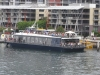 Nowoczesne nadbrzeże w Sydney