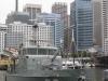 Muzeum Marynarki Wojennej, w tle nowoczesne centrum Sydney