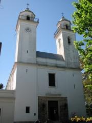 Colonia del Sacramento - kościół
