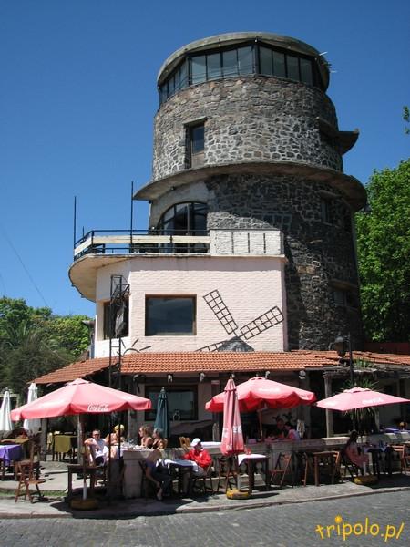 Colonia del Sacramento - restauracja