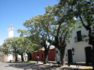 Colonia del Sacramento - centrum miasta