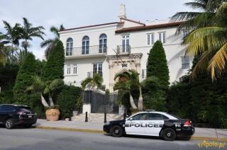 USA, Miami - willa słynnego projektanta mody Gianni Versaci