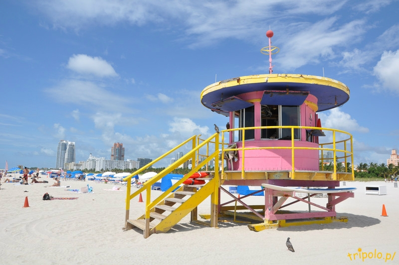 Miami Beach Napis