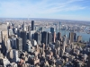 USA, Nowy Jork – Empire State Building - widok na wschód