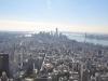 USA, Nowy Jork – Empire State Building - widok na południe