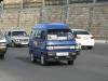 Uzbekistan - Transport  w Samarkandzie