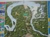 Brazylia, Wodospady Iguazu - plan