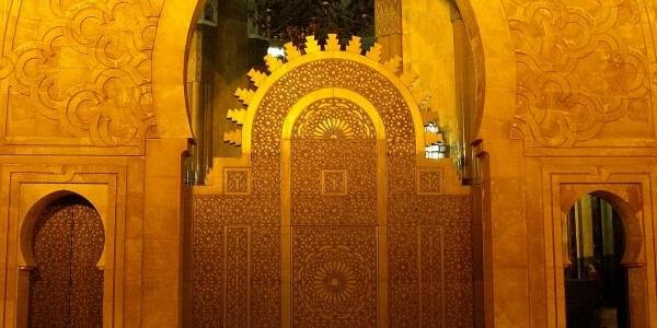 Meczet Hassana II w Casablance w Maroku – WYCIECZKA