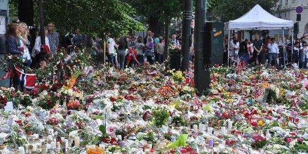 Zamachy w Norwegii – pobyt w Oslo w kilka dni po zamachach – WYCIECZKA