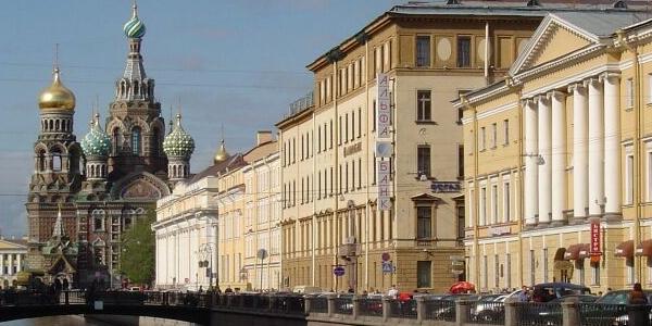 Rosja, Sankt Petersburg – WYCIECZKA po Wenecji Północy