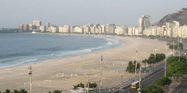 Brazylia, plaże Rio de Janeiro – WYCIECZKA